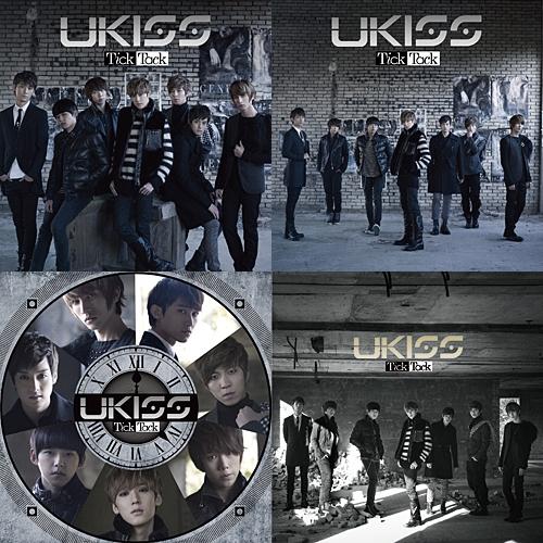 U-Kiss Tick Tack Mv