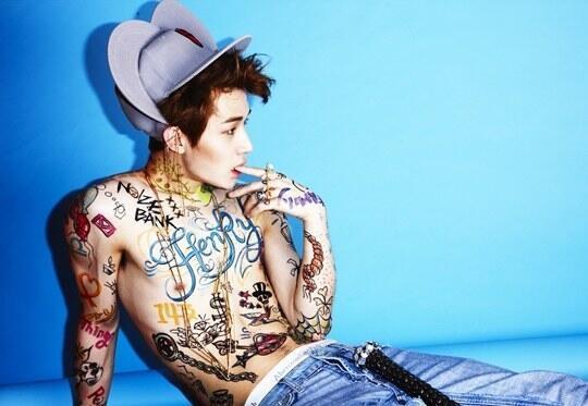 Super Junior-M�den Henry Nas�l Komik Duruma D��t�  /// 07 Temmuz 2013