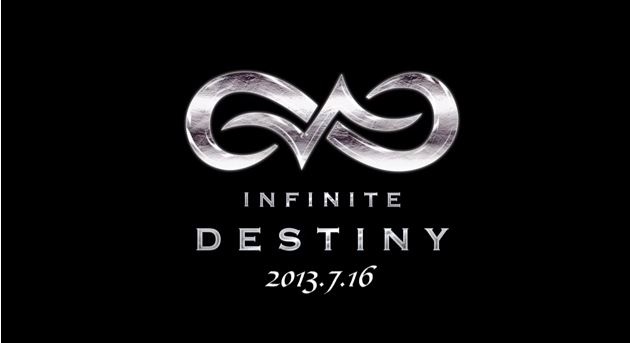 Infinite Logo Kpop Infinite is making their way