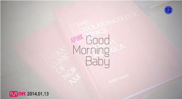 Apink Wakes Up Everyone With Good Morning Baby